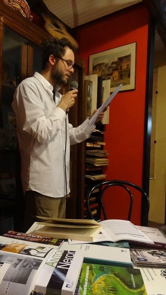Reading connettivista al Caffè Letterario del Gallo di Scandicci (Firenze)